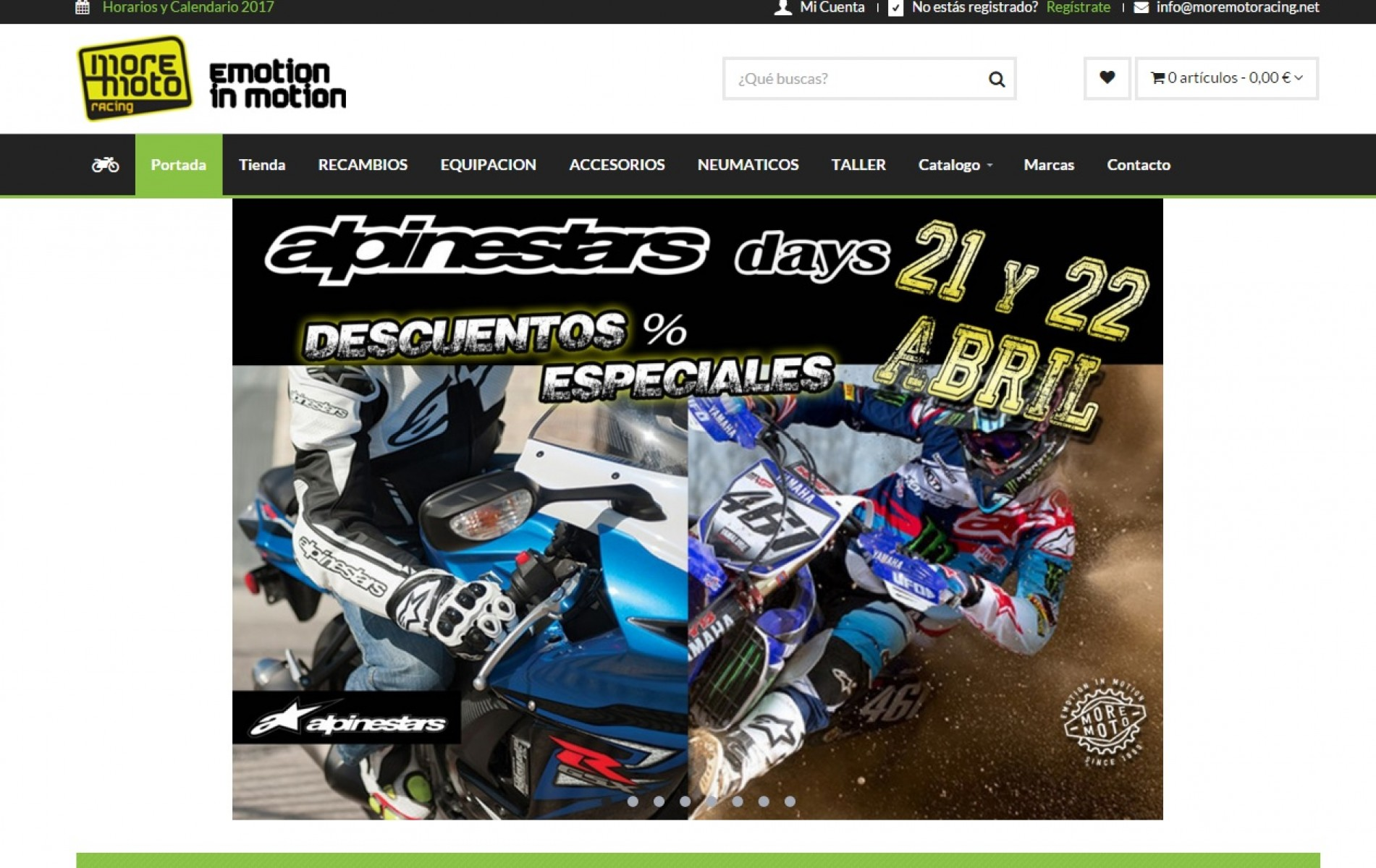 Moremotoracing.com